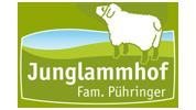 Junglammhof Pühringer Logo
